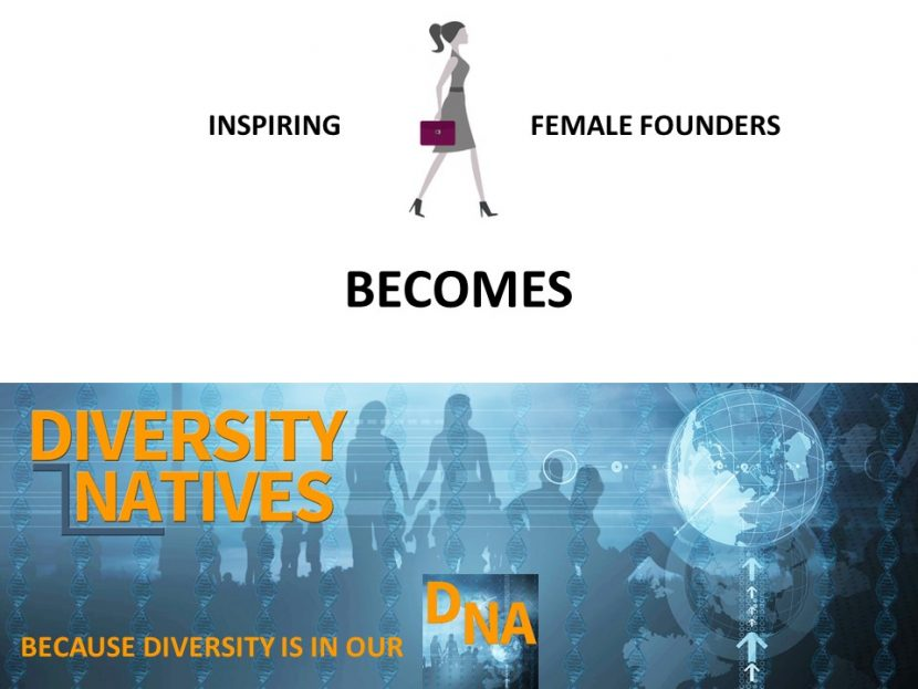 Embracing diversity: Inspiring Female Founders becomes Diversity Natives